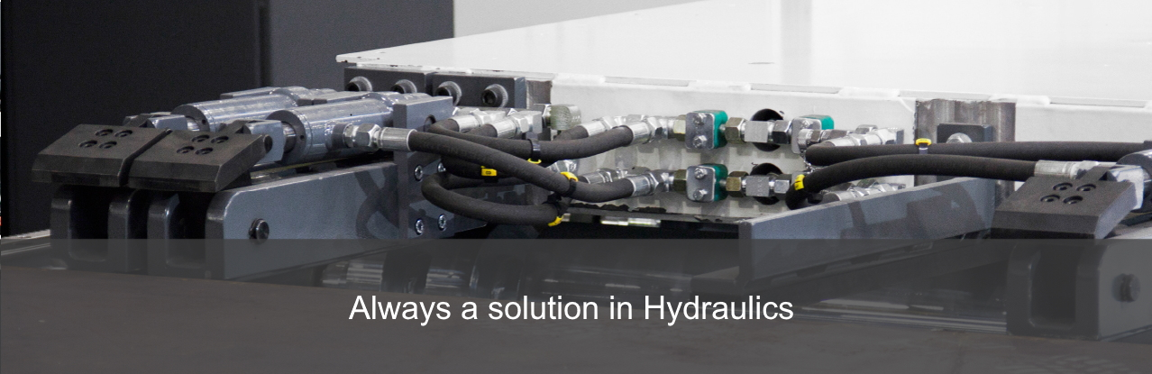 Always a solution in Hydraulics