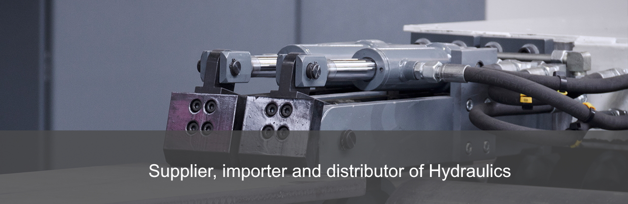 Supplier, importer and distributor of Hydraulics